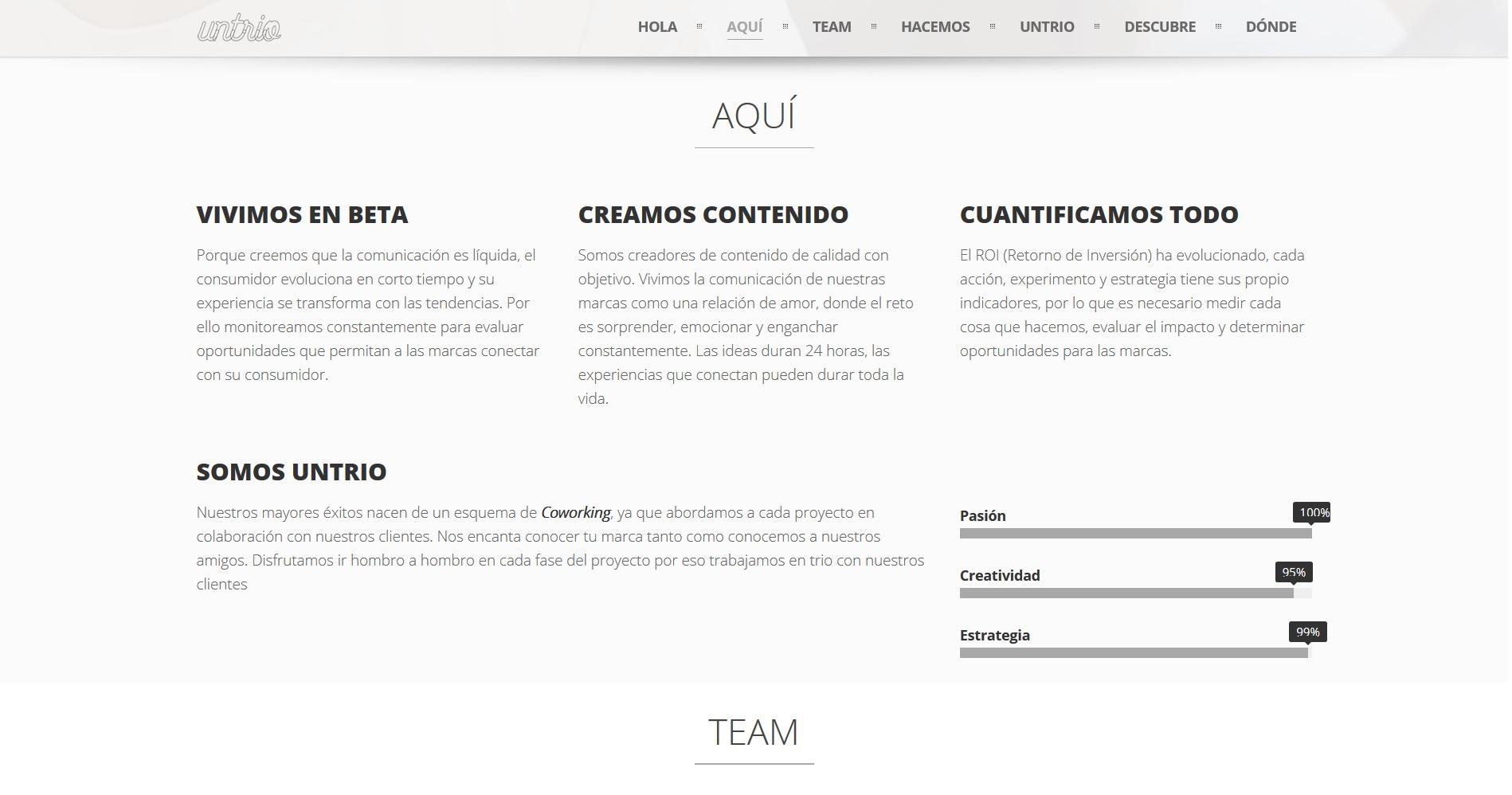 Untrio Agency