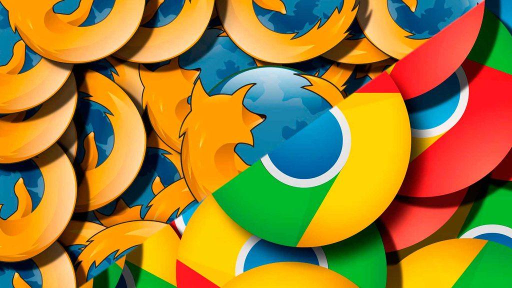 ¿Cuáles son las mejoras de los web browser #firefox y #chrome en este primer trimestre del 2020?