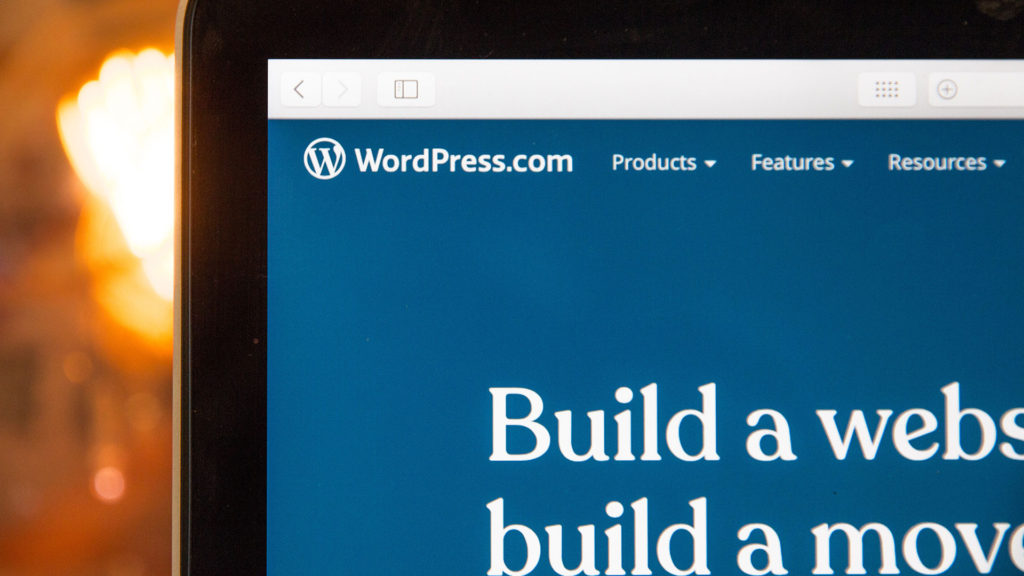 WordPress el mejor manejador de contenidos para desarrollar tu website