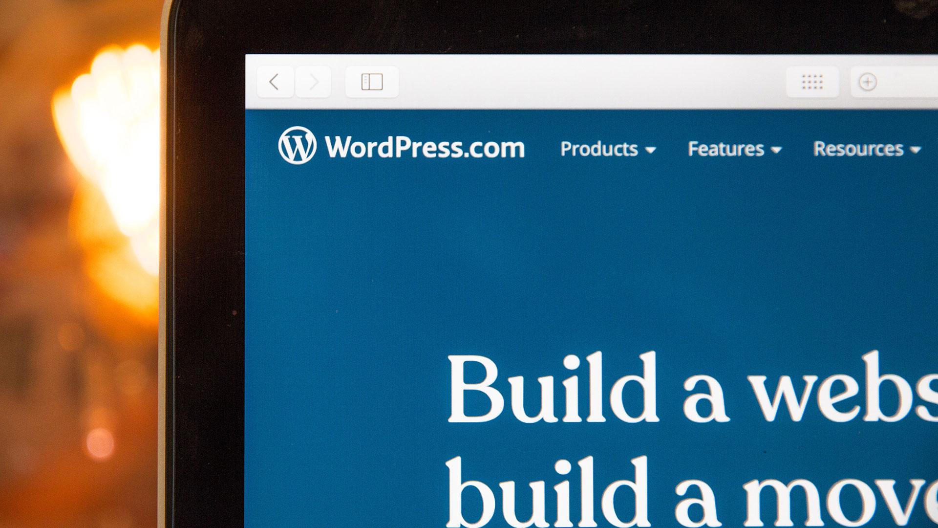 wordpress el mejor manejador de contenidos