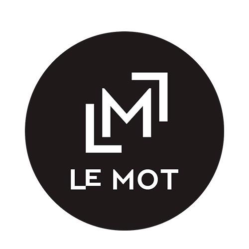 Logo Le mot