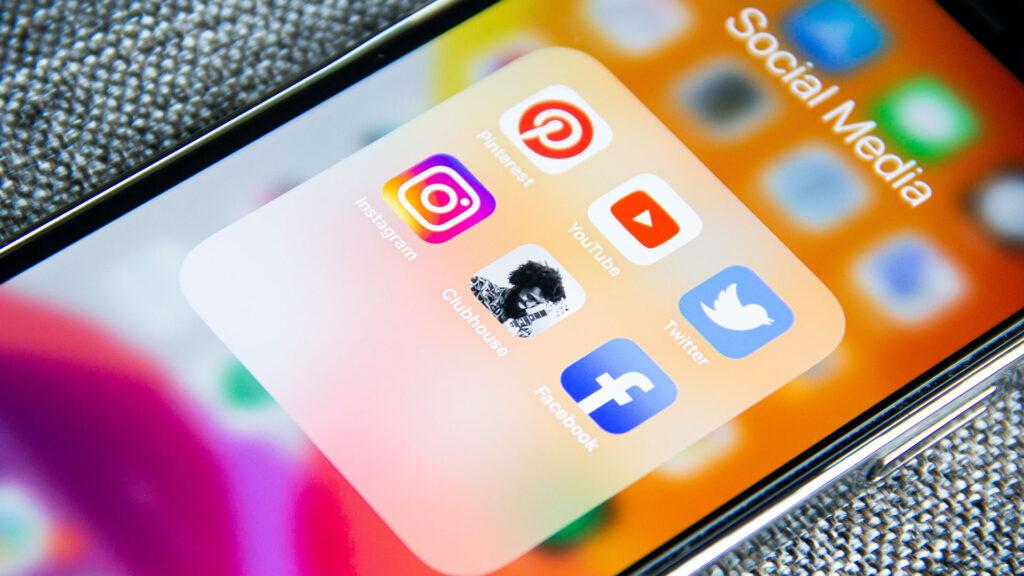 Edades de uso de las diferentes redes sociales
